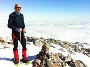 cumbre de La Gamonal (Sierra del Aramo)