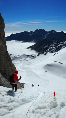 video Travesera Picos de Europa 2013 collada Bonita (2.382 m) hacia valle de Moñetas
